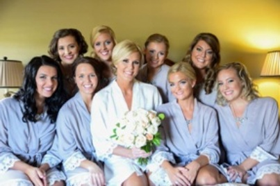 Bridal&Bridesmaid Robes