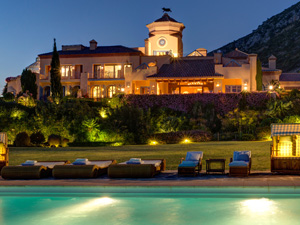 Luxury properties in Marbella