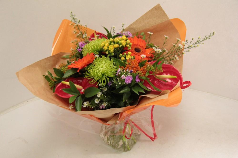 regalar flores en madrid
