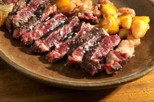 comer carne en madrid