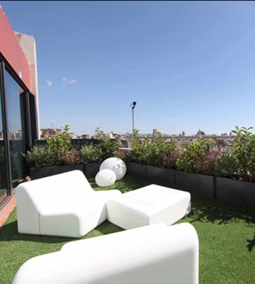 Mantenimiento de plantas en Barcelona