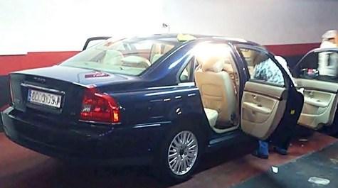Limpieza integral coche Madrid
