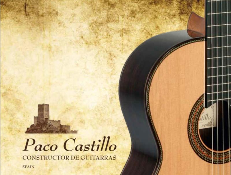 guitarras paco castillo precios