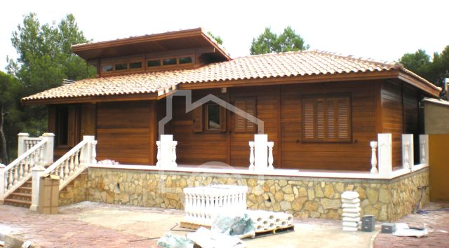 Viviendas prefabricadas madera